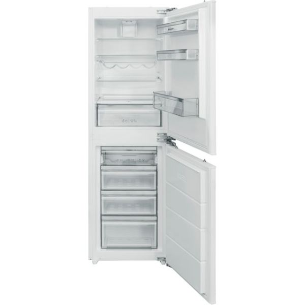 Sharp SJ-B1227M01X-EN Integrated Fridge Freezer Frost Free in White