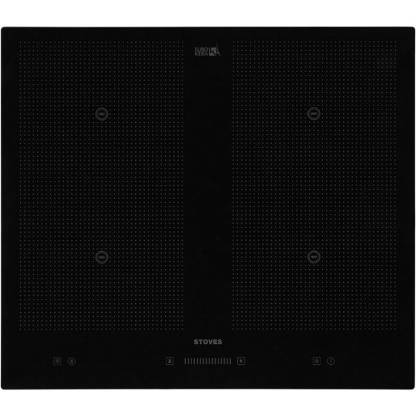 Stoves BHIT601 Integrated Electric Hob in Black