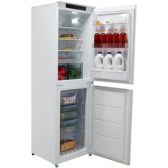 Zanussi ZBB27650SV Integrated Fridge Freezer Frost Free in White