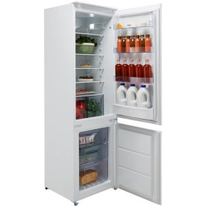Zanussi ZBB28651SV Integrated Fridge Freezer Frost Free in White