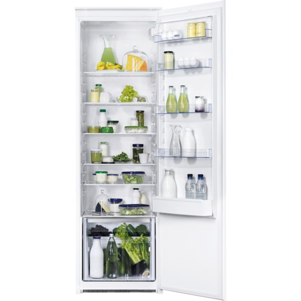 Zanussi ZBA32050SV Integrated Refrigerator in White
