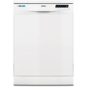 Zanussi ZDF26020WA Free Standing Dishwasher in White