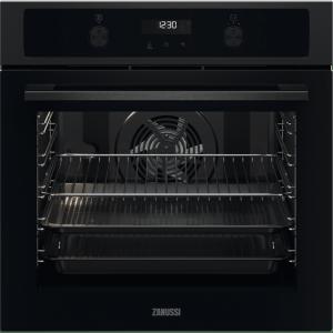 Zanussi ZOPNA7K1 Integrated Single Oven in Black