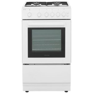 Electra SG50W Gas Cooker - White