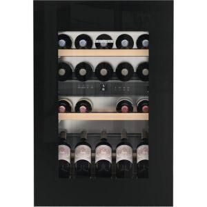 Liebherr EWTgb1683 Built In Wine Cooler - Black / Glass - A Rated