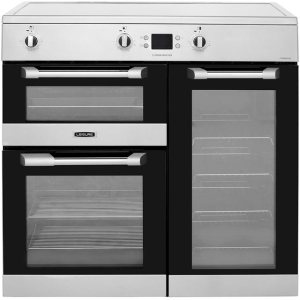 Leisure CS90D530X 90cm Electric Range Cooker with Induction Hob - Stainless Steel - A/A Rated