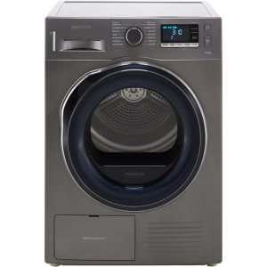 Samsung DV90K6000CX 9Kg Heat Pump Tumble Dryer - Graphite - A++ Rated