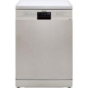 Siemens IQ-300 SN236I03MG Standard Dishwasher - Silver - A++ Rated