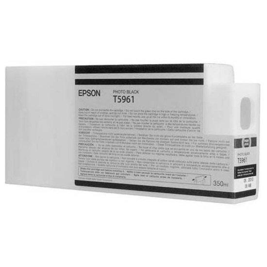 Epson T5961 Photo Black Ink Cartridge