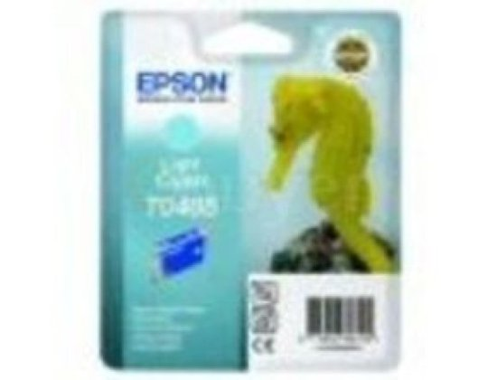 Epson T0486 13ml Light Magenta Ink Cartridge 430 Pages