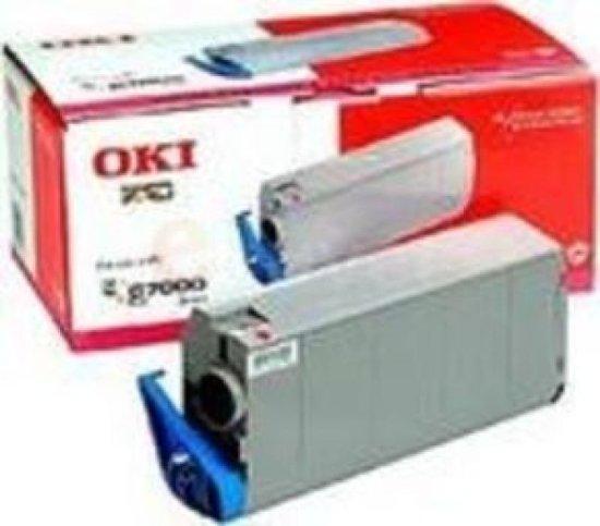 OKI Type C4 Magenta Toner Cartridge