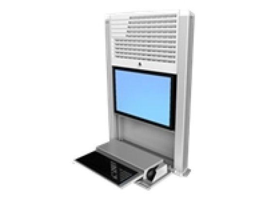 Ergotron StyleView - Sit-Stand Enclosure
