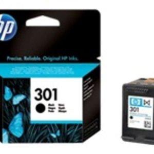 301 Black Ink Cartridge - .
