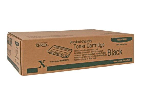 Xerox Toner Black 3000 sheets For Phaser 6100