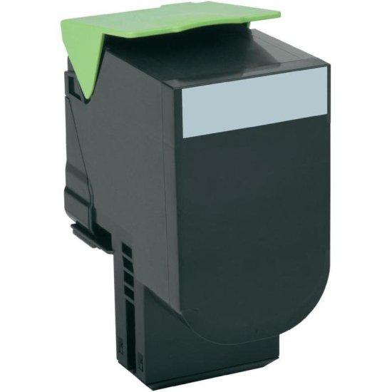 Lexmark 702XK Black Toner Cartridge Extra High Yield