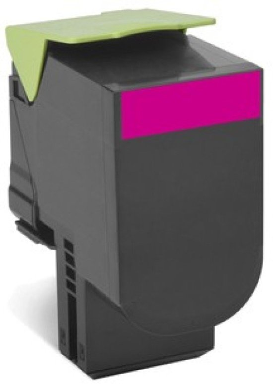 Lexmark 702XME Extra High Yield MAgenta Toner Cartridge