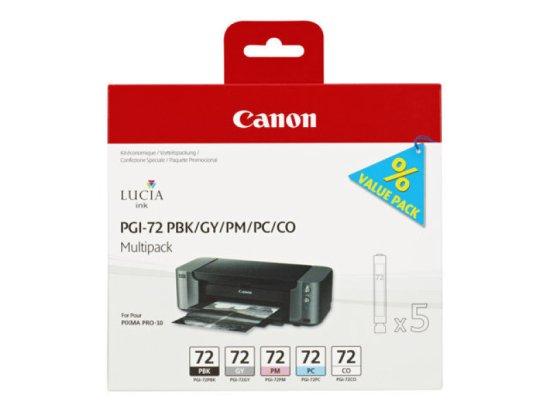 Canon PGI 72 Multipack Ink Cartridges
