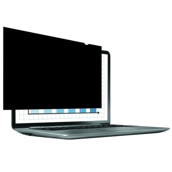 Fellowes PrivaScreen Privacy Filter 12.5in Widescreen