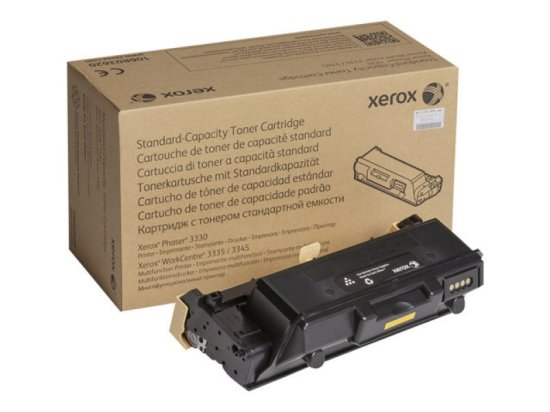 Xerox Standard Capacity Toner Cartridge For The Phaser 3330/WorkCentre