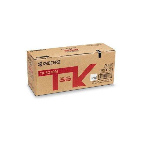 Original Kyocera TK- 5270M Magenta Toner Cartridge