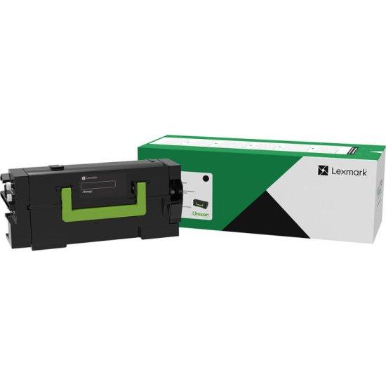 Lexmark 78C5XKE Black Extra High Yield Contract Toner Cartridge