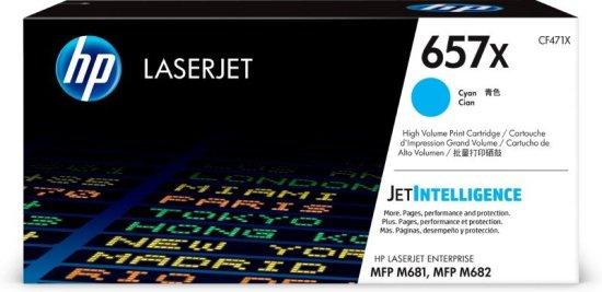 Toner/HP Contractual HY LaserJet Cart CY