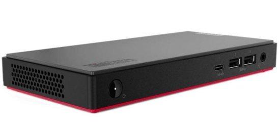 Lenovo ThinkCentre M90n-1 Nano Desktop PC, Intel Core i5-8265U 1.6GHz,
