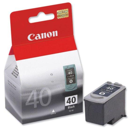 Canon PG 40 Black Ink cartridge Blister