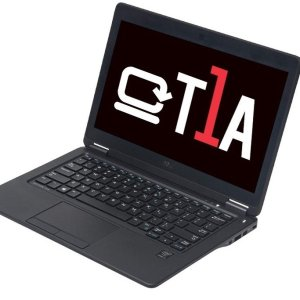 """T1A Refurbished Dell Latitude E7250 Core i5 8GB 256GB SSD 12.5"""" W"""