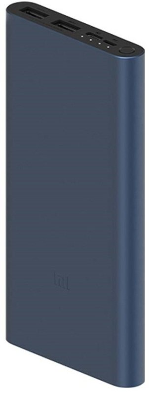 Xiaomi Mi 10,000mAh 18W Fast Charge Power Bank 3 - Black