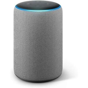 Amazon Echo Plus 2nd Gen - Heather Grey Fabric