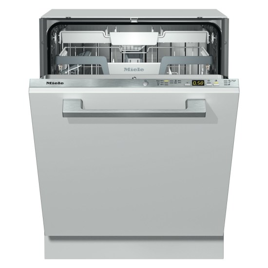 Miele G5277SCViXXL G5200-series Fully Integrated 14 Place Dishwasher With AutoOpen Drying