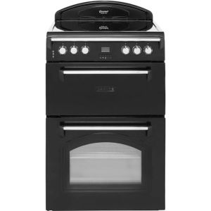 Leisure Gourmet GRB6CVK 60cm Electric Cooker with Ceramic Hob - Black - A/A Rated