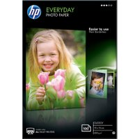 HP Everyday Glossy Photo Paper-100 sht/10 x 15 cm   AO SALE