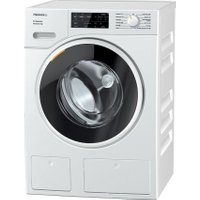 Miele W1 WSG663 Wifi Connected 9Kg Washing Machine with 1400 rpm - White - A+++ Rated AO SALE