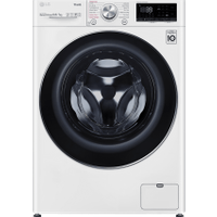 LG V9 FWV917WTSE Wifi Connected 10.5Kg / 7Kg Washer Dryer with 1400 rpm - White - A Rated   AO SALE
