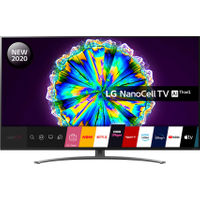 """LG 49NANO866NA 49"""" Smart 4K Ultra HD TV with HDR, NanoCell Display and Dolby Atmos   AO SALE"""