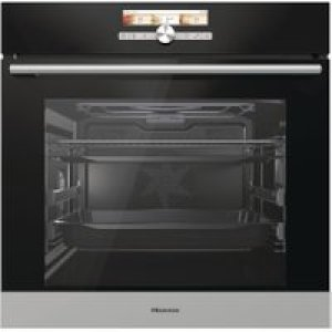 Hisense BI5543PG Built In Electric Single Oven - Stainless Steel Effect - A+ Rated AO SALE