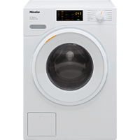 Miele W1 WSD323 8Kg Washing Machine with 1400 rpm - White - A+++ Rated AO SALE