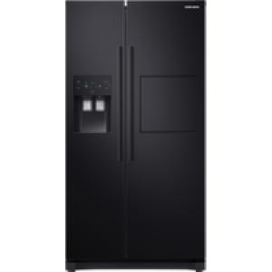 Samsung RS3000 RS50N3913BC American Fridge Freezer - Black - A+ Rated