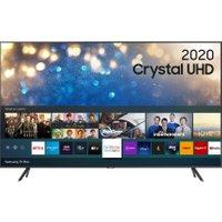 "Samsung UE65TU7100 65"" Smart 4K Ultra HD TV With HDR10+ and Crystal Processor 4K AO SALE"
