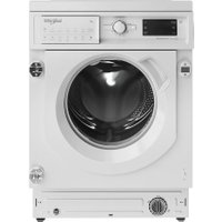 Whirlpool BIWMWG91484UK Integrated 9Kg Washing Machine with 1400 rpm - White - A+++ Rated AO SALE