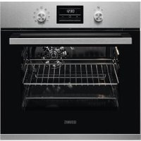 Zanussi ZZP35901XK Built In Electric Single Oven - Stainless Steel - A Rated   AO SALE
