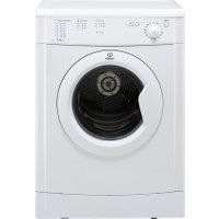Indesit Eco Time IDV75 7Kg Vented Tumble Dryer - White - B Rated  AO SALE