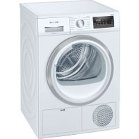 Siemens IQ-300 WT45N202GB 8Kg Condenser Tumble Dryer - White - B Rated   AO SALE