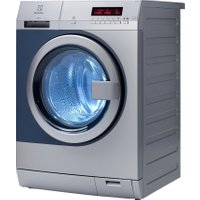 Electrolux myPro WE170PP 8Kg Semi Commercial Washing Machine with 1400 rpm - Stainless Steel - A+++ Rated   AO SALE