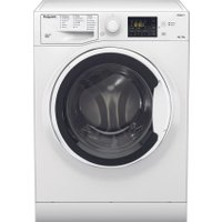 Hotpoint RDG8643WWUKN 8Kg / 6Kg Washer Dryer with 1400 rpm - White - A Rated   AO SALE
