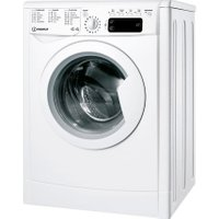 Indesit IWDD75125UKN 7Kg / 5Kg Washer Dryer with 1200 rpm - White - B Rated   AO SALE