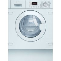NEFF V6320X2GB Integrated 7Kg / 4Kg Washer Dryer with 1355 rpm - White - B Rated   AO SALE