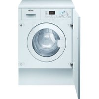 Siemens IQ-300 WK14D322GB Integrated 7Kg / 4Kg Washer Dryer with 1355 rpm - White - B Rated   AO SALE